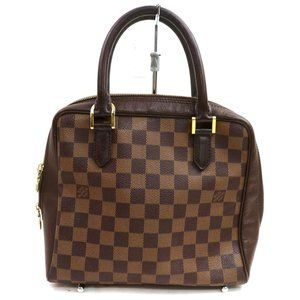 Auth Louis Vuitton Brera Damier Ebene #N9324V81